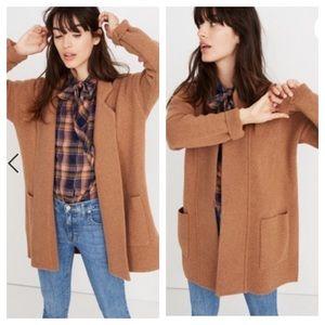 Madewell Jackets Coats Spencer Sweater Coat Poshmark